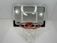 Sklz Pro Mini Basketball Hoop-Black/White, Pre-Owned, Vgc