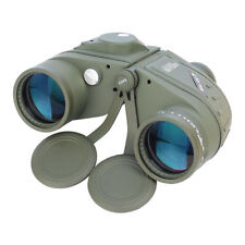10X50 Military Marine Floating Binoculars Waterproof Fogproof With Rangefinder