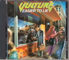 Vulture ‎– Easier To Lie CD