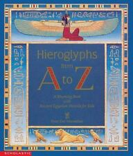 Hieroglyphs from A to Z by Peter Der Manuelian (1996, Paperback)