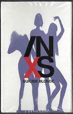 INXS / SUICIDE BLONDE - Sealed Cassette Single (1990)