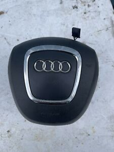 AUDI A4 A5 B8 Steering Wheel Right Airbag Black 8K0971589A