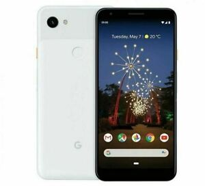 Google Pixel 3a XL - 64GB - Clearly White (Unlocked) Smartphone
