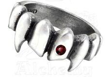 Alchemy Gothic Vamp Gothic Ring Size N (15)