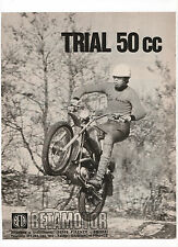 Pubblicità 1972 MOTO BETA TRIAL 50 MOTOR advertising werbung publicitè reklame