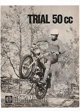 Pubblicità 1972 MOTO BETA TRIAL 50 MOTOR advertising werbung publicitè reklame