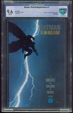 Batman The Dark Knight Returns 1 CBCS-GRADED 9.6 NM+ WP DC 1ST PRINT ID: G-536
