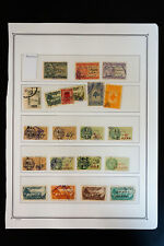 Lebanon Stamp Collection of 36 Revenues