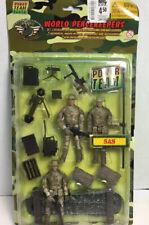 World Peacekeeprs 1/18 Power Team Elite SAS 3 Figures