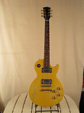 2002 TV YELLOW GIBSON LES PAUL SPECIAL