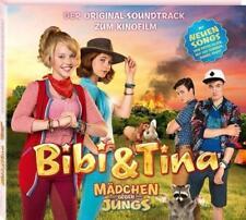 Der Soundtrack zu Bibi und Tina- Mädchen gegen Jungs, 2016 von Bibi und Tina (2016)