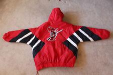 UNLV Rebels Large Vintage Quilted Pullover Starter Jacket Never Worn