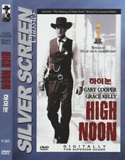 High Noon (1952) Gary Cooper / Grace Kelly DVD NEW *FAST SHIPPING*