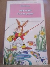 Enid Blyton: Jojo lapin va à la pêche/ Bibliothèque Rose, 1995