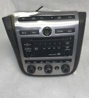 03 04 05 06 07 NISSAN Murano AM FM Radio CD Player Factory OEM A/C Climate Temp