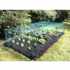 Complete Build It Fruit Veg Cage Kit 20mm Bird Netting - W125 x D125 x H125cm