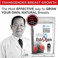 TRANSGENDER TRANSSEXUAL NATURAL BREAST GROWTH & FEMINIZER HIGHEST POTENCY