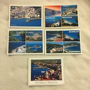 ΣΚΟΠΕΛΟΣ : 5 Postcards