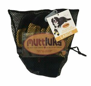 Muttluks Dog Boots Fleece Lined ~ LARGE ~ Yellow & Black