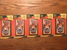 WALGREENS POKEMON MYSTERY PACK CHASE VINTAGE POKEMON PACK 1:5 CHANCE  LOT OF 5
