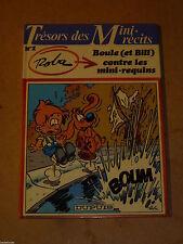 Roba - Boule et Bill contre les mini-requins - Trésors des mini-récits - Dupuis