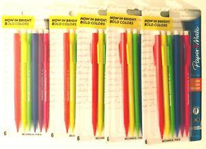 PAPER MATE SHARPWRITER PENCILS 5 PACKS (6 PER PACK =30 PENCILS)