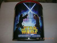 Star Wars Revenge of the Sith Collector's Popcorn Tin 2005