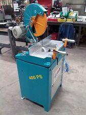 "*b107* ASLAN MACHINE Heavy Duty 3 hp Miter Saw for Aluminum, 400mm (16"")"