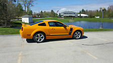 2007 Ford Mustang GT Base Coupe 2-Door