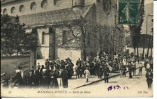 (S-71688) FRANCE - 78 - MAISONS LAFFITTE CPA      N.D. ed.