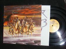 BAKER GURVITZ Army LP Ginger Baker 1975 Cream Apocalyptic Fantasy Cover JANUS