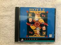 Vintage Hoyle Casino Game Sierra PC CD-Rom NICE Disk