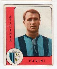 figurina - CALCIATORI PANINI 1961/62 OPACHE REC - ATALANTA FAVINI