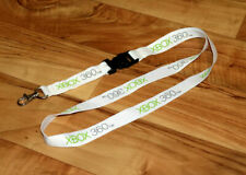Old Collectible XBOX 360 Very Rare Promo schlüsselband Lanyard / Key Holder