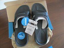 Brand new Columbia Men's Wayfinder Slide Sandal, black, size 8