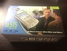 Palm Pilot m515 Handheld Organizer in Retail box with complete accessories