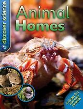 Discover Science: Animal Homes-ExLibrary