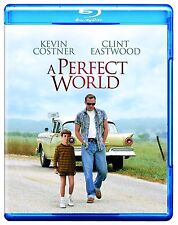 A PERFECT WORLD (Kevin Costner) english cover  - Blu Ray -  Region free
