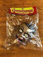 Goosebumps Slappy The Dummy Night of the Living Dummy Halloween Dress Up Mask