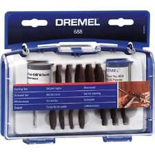 DREMEL 26150688JA Set Accessori 68 Pezzo 688 Set Ruota di Taglio