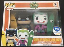 FunKo Pop Batman & Joker Surf's Up! 2 Pack DC Comics Pop! Vinyl Figure