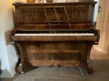 More details for beautiful upright walnut piano
