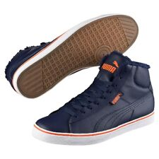 PUMA Sneaker 1948 Mid Vulc Fur Gr 40 5 Winter STIEFEL SCHUHE Herren