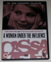 A Woman Under The Influence on DVD Region 2 (UK and Europe) Peter Falk