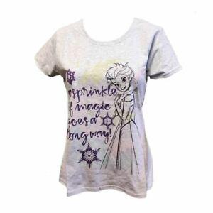 Women's Disney Frozen Elsa Sprinkle of Magic T-Shirt