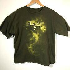 5.11 Tactical Sniper Operator Strike ABR Always Be Ready Mens XL Tee Shirt Green