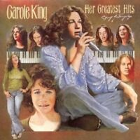 CAROLE KING -HER GREATEST HITS (SONGS OF LONG AGO) CD 14 TRACKS POP BEST OF NEU