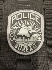 """District of Columbia Correctional Officer CAP Patch 2-1//2/"""" x 3/"""""""