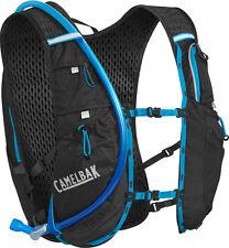 Negro/atómico azul Camelbak Ultra 10 Hidratación chaleco 2L