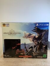 Sony ps4 pro 1tb consola Monster Hunter world limited edition PlayStation 4 Rare